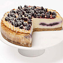 Blueberry White Chocolate: Mother's Day Cake Delivery in UK