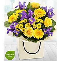 Bold and Beautiful Arrangement: Thanks Gifts to London