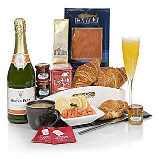 Celebration Breakfast: Christmas Gift Hampers to UK