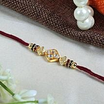 Cheery fancy pedal rakhi: Rakhi for Brother - UK