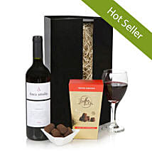 Chocolatey Wine: Gifts to Leeds