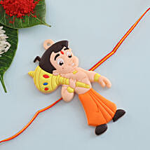 Chota Bheem Kids Rakhi: Send Rakhi to UK
