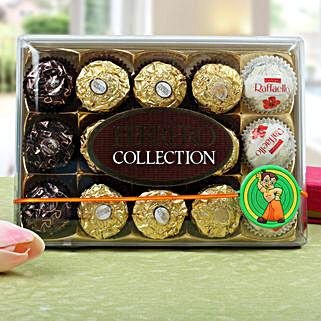 Chota Bheem With Ferrero Rocher Chocolates: Rakhi for Kids to UK