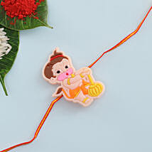 Chota Hanuman Kids Rakhi: Send Rakhi to Chichester