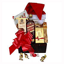 Christmas Red Johnnie Walker: Christmas Gift Hampers to UK