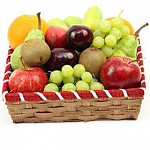 Citrus Punch Fruit Basket: Birthday Gifts Delivery in UK