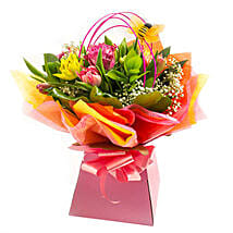 Colour Pop: Valentine Flower Delivery in UK