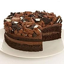 Crazy Chocolate Fudge Cake Madness: Send Gifts to Leeds