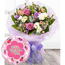 Divinely Delicate Combo: Mothers Day Gift to UK