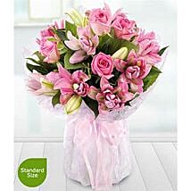 Lavish Rose and Lily: Birthday Gifts to UK