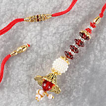Lumba Bhaiya Bhabhi Rakhi Set: Send Rakhi to Chichester