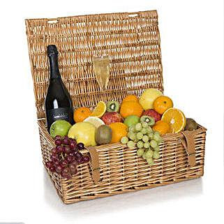 Luxury Fruit Basket: Send Diwali Gifts to London