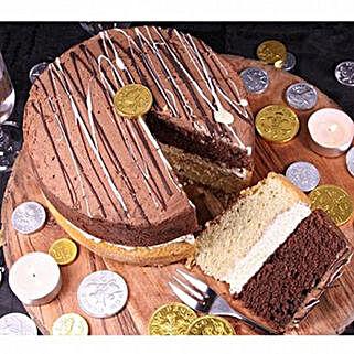 Millionaires Sponge Cake: Cakes to Nottingham