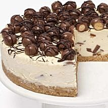 Moreteaser Cheesecake: Gifts to Leeds