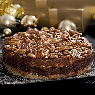 Pecan Pie Cheesecake: Birthday Gifts to UK