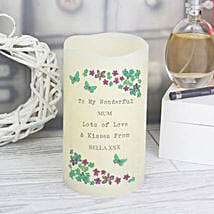 Personalized Pure Love Led Candle: Personalised Gifts UK