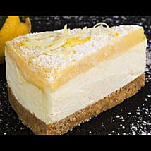Sicilian Lemon: Send Cakes to Edinburgh