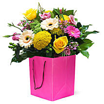 Sugar Pop: Mother's Day Flower Delivery in UK
