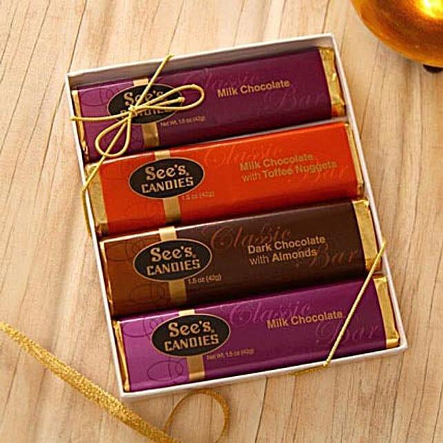 4 Sees Chocolates