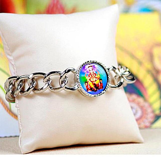 Bracelet Ganesha Rakhi