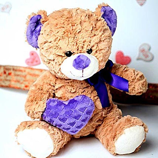 Brown Lovable Teddy Bear