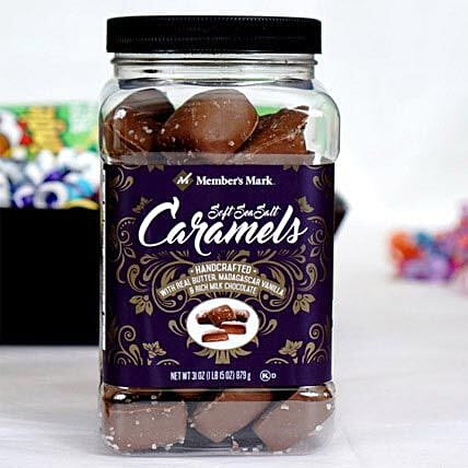 Members Mark Caramel Chocolates