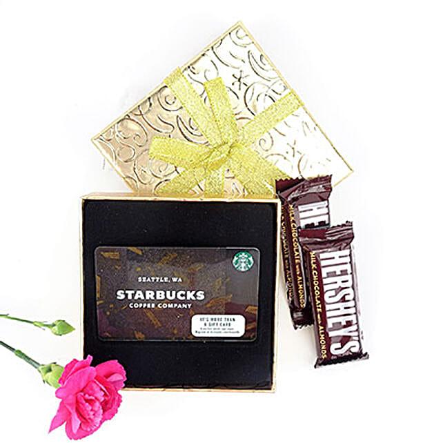 Starbucks Valentine Special Treat