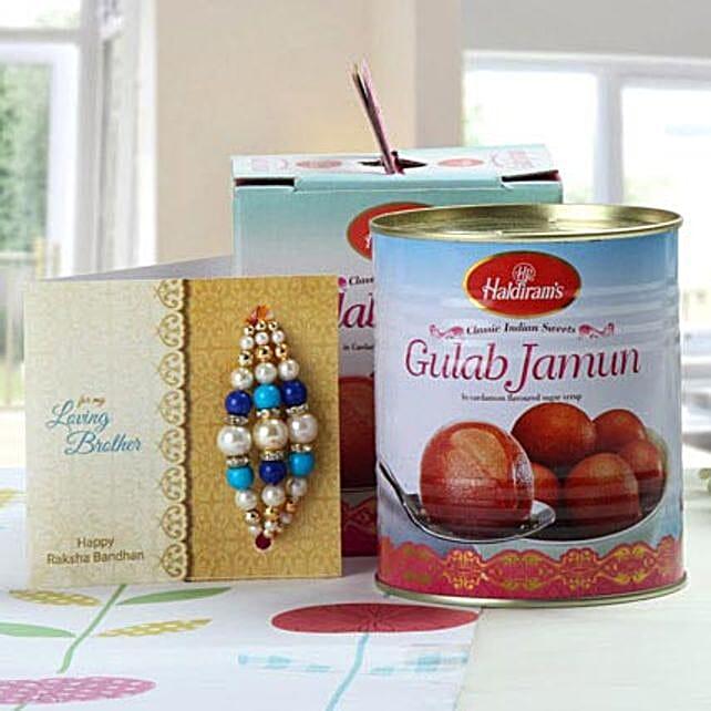 Sweet Flavor Of Rakhi