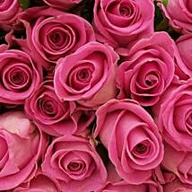 100 Long Stem Pink Roses: Same Day Flowers to Columbus