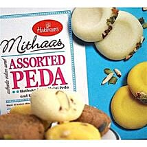 Assorted Pedha: Send Sweets to USA