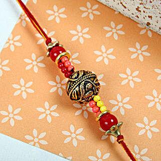 Beads Royal Rakhi: Rakhi for Brother USA