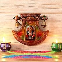 Beautiful Ganesha Hanging: Diwali Gift Delivery in USA