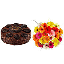 Birthday Treat: Send Flowers & Cakes to Charlotte