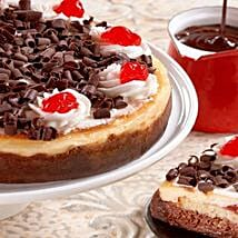 Black Forest Cheesecake: Gifts to San Jose