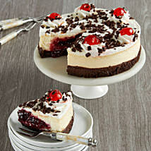 Black Forest Cheesecake: Send Cakes to California