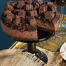 Brownie Cheesecake: Thanks Giving Day Gifts to USA