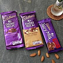 Cadbury Dairy Milk Collection: Valentine Gifts for Him to USA