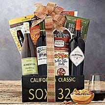 California Classic Gift Basket: Send Christmas Gifts to USA