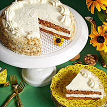 Carrot Cake: Cakes to California