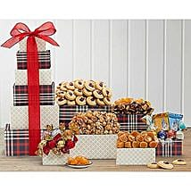 Chocolate and Sweets Tower: Gift Delivery in Boston