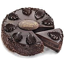 Chocolate Mousse Torte Cake: Send Birthday Gifts to Irving