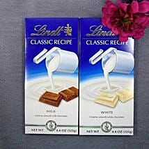 Classic Lindt Collection: Anniversary Chocolates to USA