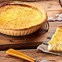 Coconut Custard Pie: Send Gifts to Boston