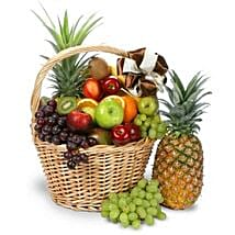 Colossal Fruit Basket: New Year Gifts to USA