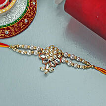 Embellished Rakhi: Send Rakhi to Madison