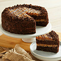 German Chocolate Cake: Gifts to San Jose