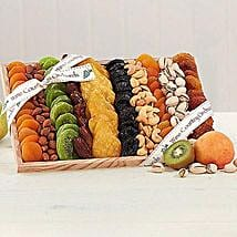 Gourmet Dried Fruit and Nut Collection: Diwali Gifts to Chicago