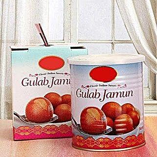 Gulab Jamum 1Kg: Send Sweets to USA