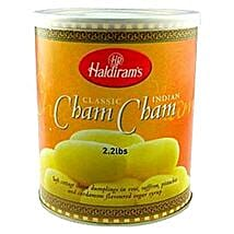 Haldirams Cham Cham: Sweets to Allentown