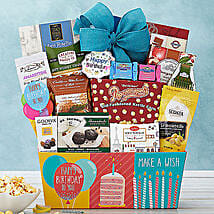 Happy Birthday Basket: Send Gift Hampers to USA